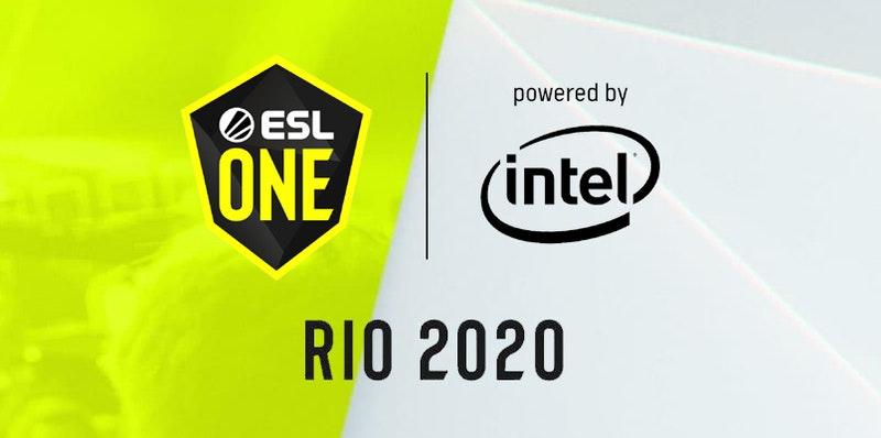 2020年ESL One里约热内卢Major