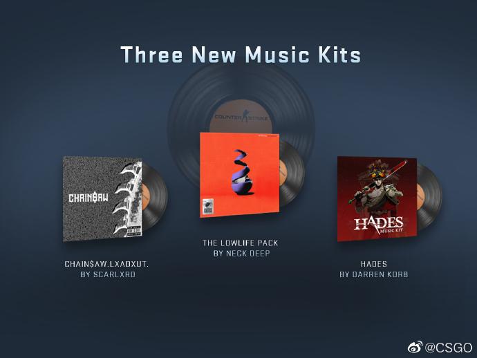 新的音乐盒