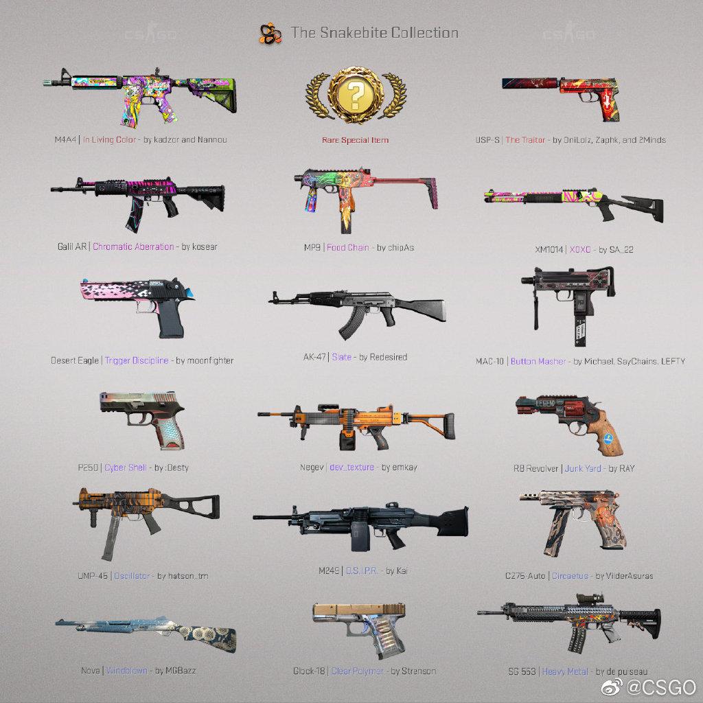 SNAKEBITE武器箱